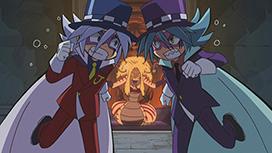 第13話 鏡(かがみ)と影(かげ)の迷宮(ラビリンス)