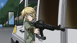 第 7 話 「 守 護 - protezione - 」