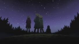 第 13 話 「 流星 - stella cadente - 」