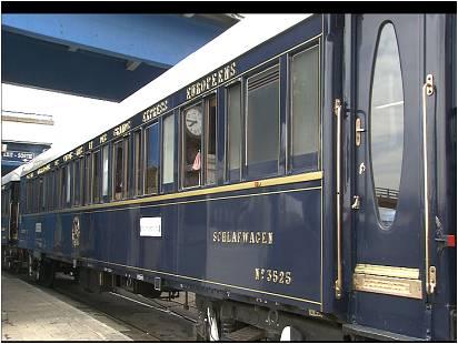 ヨーロッパ列車紀行 「男の時刻表」