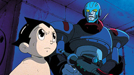 第16話 闇のロボットハンター