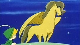 第8話 幻の馬