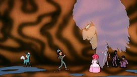 第36話 闇の城へ! 勇気を持って立ち向かえ