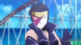 #21 『謎の すごい 仮面スター』