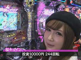 #363 CR緋弾のアリアII/CRA TOKIO PREMIUM/CRスーパー海物語IN沖縄3 桜ライト
