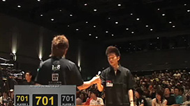 burn.2007 予選Bブロック 中井 康博 vs 吉田 裕計