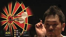 burn.2007 決勝トーナメント 安食 賢一 vs 小國 勇夫