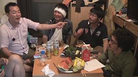 魚拓・コホ・中武・みそ汁・迫村の「ほろ酔い気分で新雑誌会議」