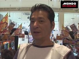 #8 バイソン松本VSモデル・オノ 後半戦