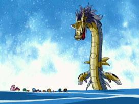 第41話 荒ぶる海の王!メタルシードラモン