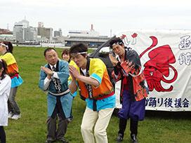 お祭りYOYO'S(5)#17 函館二大夏祭り①