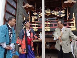 お祭りYOYO'S(5)#20 姥神大神宮渡御祭②