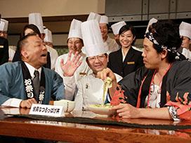 お祭りYOYO'S(7)#28 1×8絆太鼓(後)&祭りめし