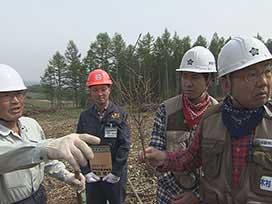 林業振興課(2) 林業振興課⑤ 地材地消in芦別