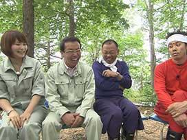 林業振興課(5) 林業振興課⑰ ツリーハウス着工(後)