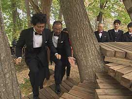 林業振興課(6) 林業振興課㉓ セレモニー&高級フレンチ