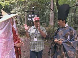 祝!放送700回記念企画⑤ 那智の大滝&熊野古道入山