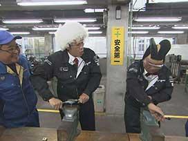 進め!メカ洋二☆シーズン2② 室蘭工業大学でジンギスカン鍋