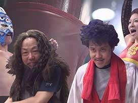 15周年視聴率を獲るぞツアーin沖縄④ 琉球プロレス&第二の沖縄カレー