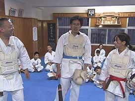 15周年視聴率を獲るぞツアーin沖縄⑦ 琉球古武道で木村剣法