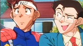 第22話 決めるぜ、日本一!商店街で大レース!!