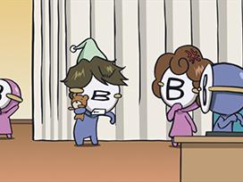 第3話 B型家族物語