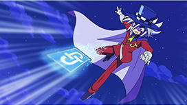 第25話 光(ひかり)と影(かげ)のジョーカー