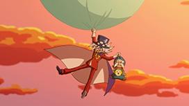 第34話 魔神ランプと予言の宮殿(まじんらんぷとよげんのきゅうでん)