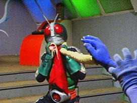 第29話 「電気怪人クラゲダール」