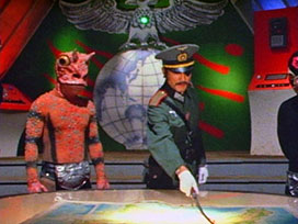 第34話 「日本危し!ガマギラーの侵入」