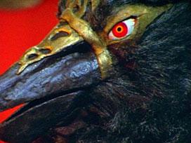 第52話 「おれの名は怪鳥人ギルガラスだ!」