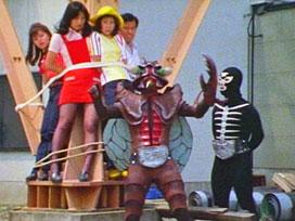 第64話 「怪人セミミンガ みな殺しのうた!」