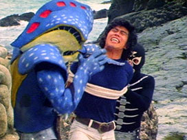 第73話 「ダブルライダー 倒せ!シオマネキング」