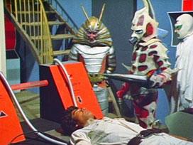 第76話 「三匹の発電怪人シードラゴン!!」