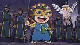 第41話 砂の魔人と仮面の王