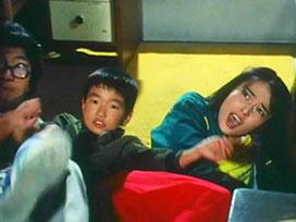 第33話「新怪物誕生 エイリアンを拾った少年」