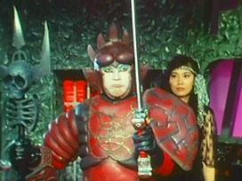 第38話「包囲された輸送部隊 正義の太陽剣」