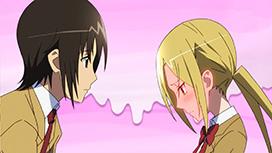第2話 萩村スズを見守っていました/桜才・英稜学園交流会おかわり!/症状チェック常備はポケティッシュ
