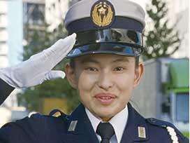 第31話 「瞳キラキラ!美人刑事登場」