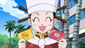 第14話「恐怖の戦い!魔のカード!!」