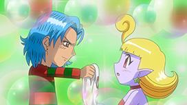 第45話「愛の戦士!プリンプリン!!」