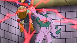 第50話「超究極体!アンチョビの逆襲!!」