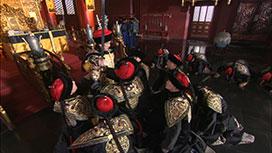第9話:皇子たちの駆け引き