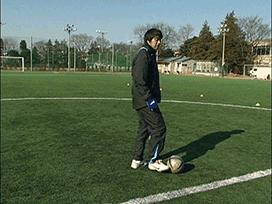 Lesson7 ボールコントロールPart2 トラップからのターン