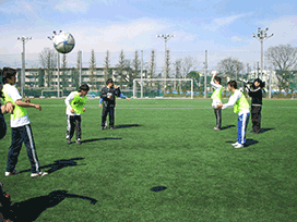 Lesson5 ボールコントロール