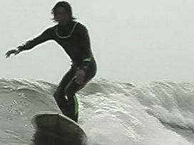 大人のためのロングボードサーフィン