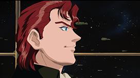 螺旋迷宮 第5話「時の女神に愛された男 ~第二次ティアマト会戦記Ⅰ~」