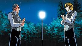 千億の星、千億の光 第9話「パーティーの夜」