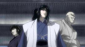 第9殺 哀絶霖雨(あいぜつりんう)