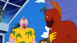 第19話 世界へ翔たくキン肉マンの巻/ハワイ! カメハメの謎の巻